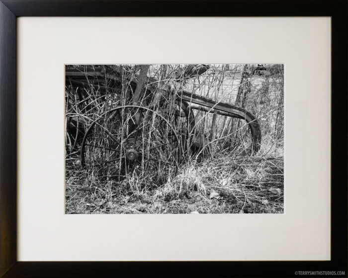 Plow, Arkansas Farm series