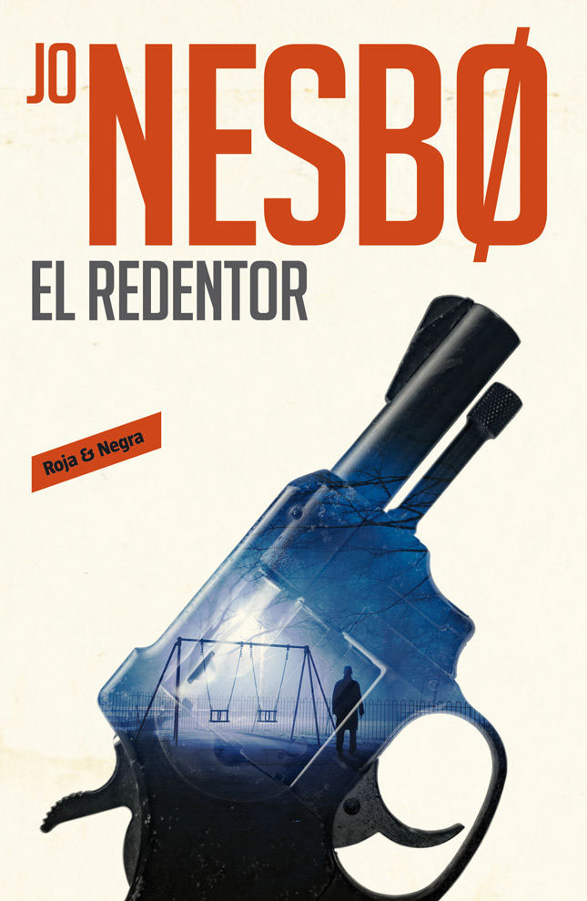 El Rendentor by Jo Nesbo Book Cover