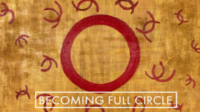 Becoming Full Circle art video by Terry Smith Studios